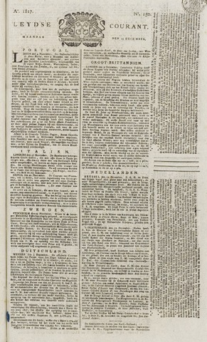Leydse Courant 1817-12-15