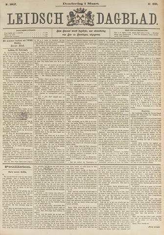 Leidsch Dagblad 1894-03-01