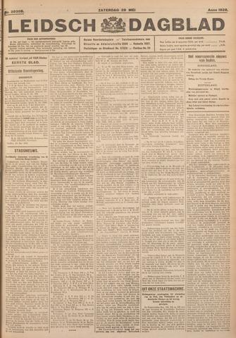 Leidsch Dagblad 1926-05-29