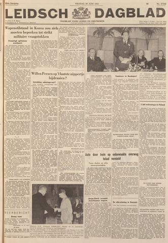 Leidsch Dagblad 1951-06-29