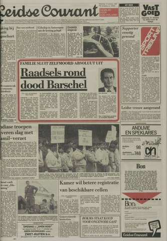 Leidse Courant 1987-10-12