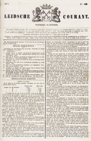 Leydse Courant 1873-10-15