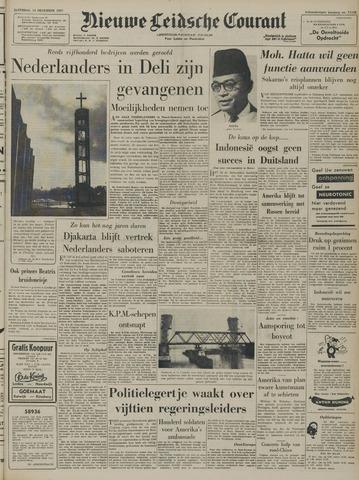 Nieuwe Leidsche Courant 1957-12-14