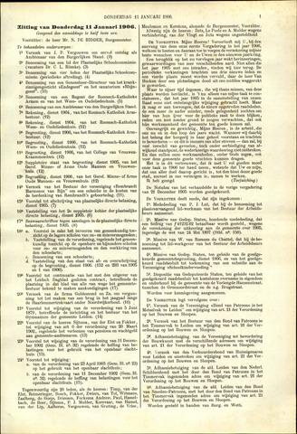 Handelingen van de Raad 1906-01-11