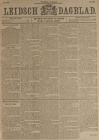 Leidsch Dagblad 1897-06-04