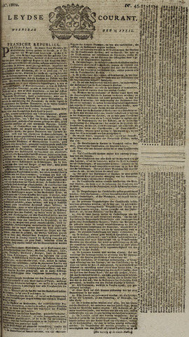 Leydse Courant 1802-04-14