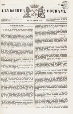 Leydse Courant 1865-10-20