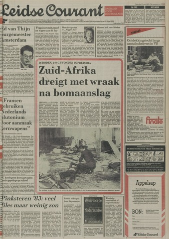 Leidse Courant 1983-05-21