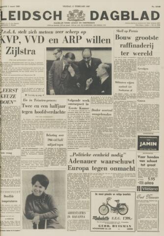 Leidsch Dagblad 1967-02-17