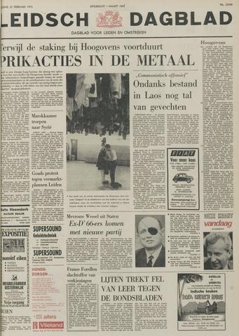 Leidsch Dagblad 1973-02-23