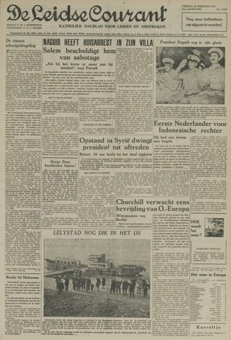 Leidse Courant 1954-02-26