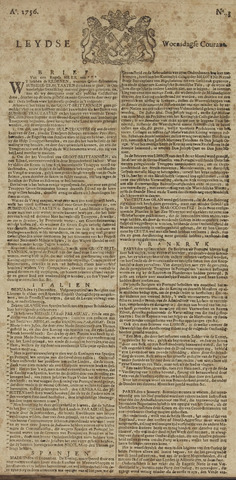Leydse Courant 1756-01-07