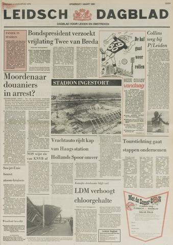Leidsch Dagblad 1979-08-14