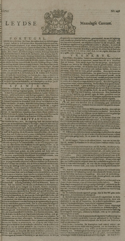Leydse Courant 1725-11-12