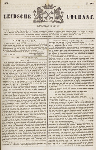 Leydse Courant 1875-07-15