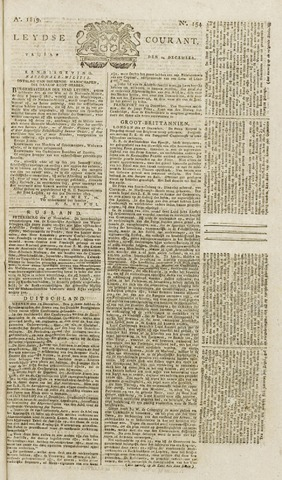 Leydse Courant 1819-12-24