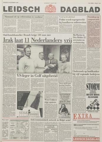 Leidsch Dagblad 1990-11-09