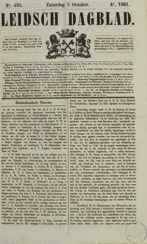 Leidsch Dagblad 1861-10-05