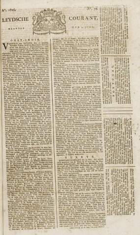 Leydse Courant 1826-06-12