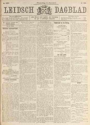 Leidsch Dagblad 1915-01-04