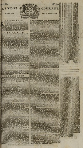 Leydse Courant 1789-11-09