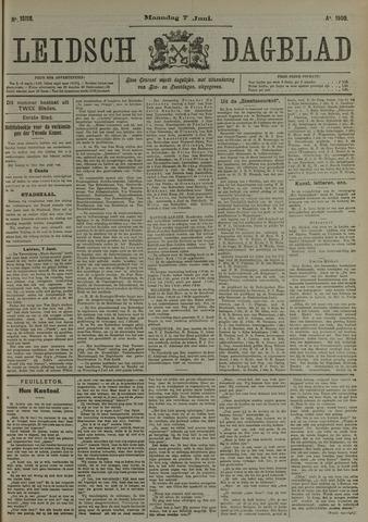 Leidsch Dagblad 1909-06-07