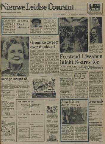 Nieuwe Leidsche Courant 1974-04-29