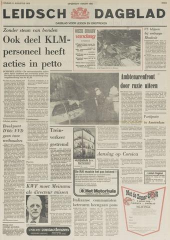 Leidsch Dagblad 1978-08-11