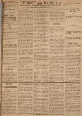 Leidsch Dagblad 1923-01-23