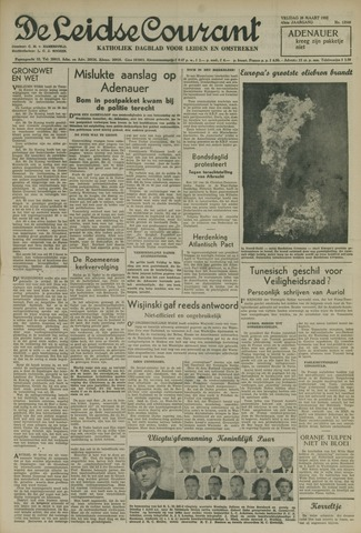 Leidse Courant 1952-03-28