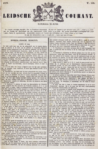 Leydse Courant 1879-06-28