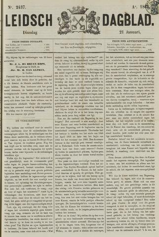 Leidsch Dagblad 1868-01-21