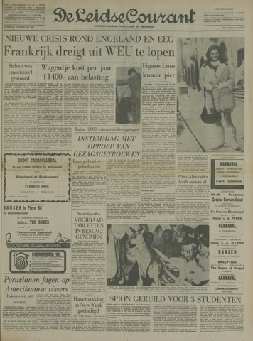 Leidse Courant 1969-02-15