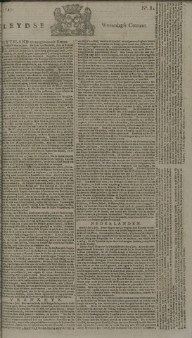 Leydse Courant 1745-07-07