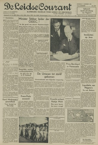 Leidse Courant 1950-01-31