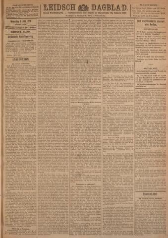 Leidsch Dagblad 1923-07-04