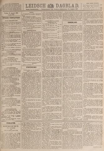 Leidsch Dagblad 1919-01-10