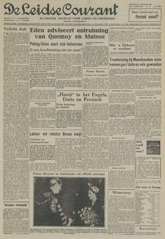 Leidse Courant 1955-03-09