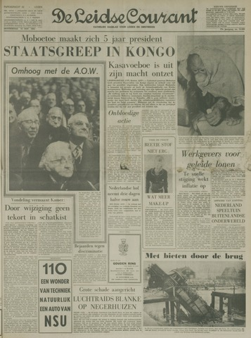 Leidse Courant 1965-11-25