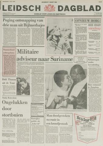 Leidsch Dagblad 1980-07-07