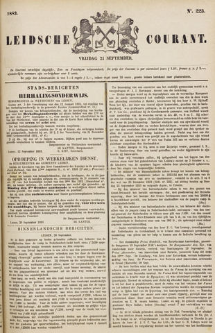 Leydse Courant 1883-09-21