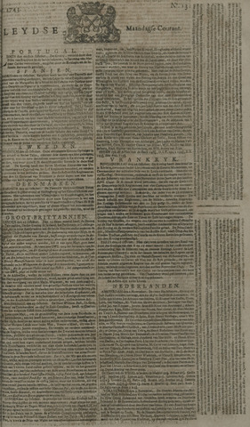 Leydse Courant 1743-11-04
