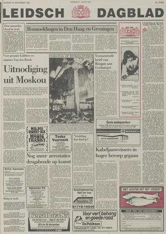 Leidsch Dagblad 1985-12-24
