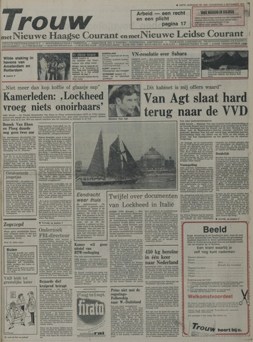Nieuwe Leidsche Courant 1976-09-02
