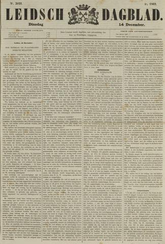Leidsch Dagblad 1869-12-14