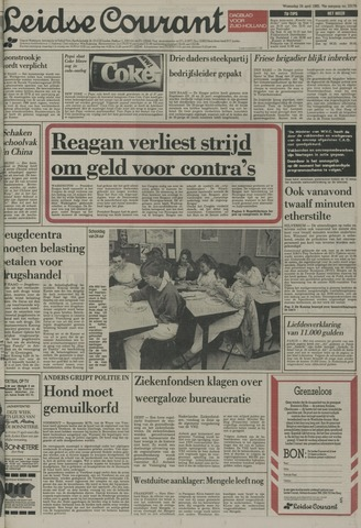 Leidse Courant 1985-04-24