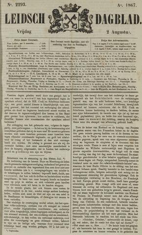 Leidsch Dagblad 1867-08-02