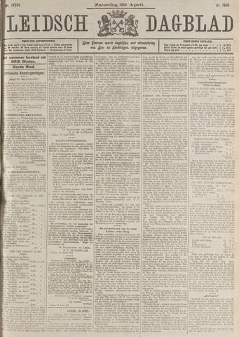 Leidsch Dagblad 1916-04-29