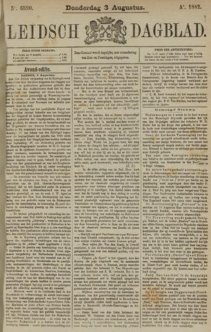 Leidsch Dagblad 1882-08-03