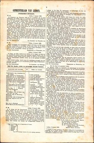 Handelingen van de Raad 1883-01-08
